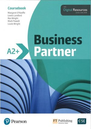 画像1: Business Partner A2+  Coursebook with Digital Resources