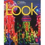 画像: Look American English 2 Workbook only