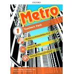画像: Metro Level 1 Teacher's Pack