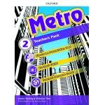 画像: Metro Level 2 Teacher's Pack