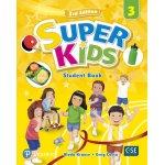 画像: Superkids 3rd edition Level 3 Student Book with CD and Access Code