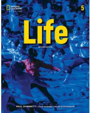 画像1: Life American English Level 5 Student Book with APP and My Life Online