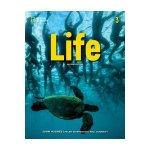 画像: Life American English Level 3 Student Book with APP