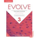 画像: Evolve Level 3 Teacher's Edition with Test Generator
