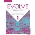 画像: Evolve Level 1 Teacher's Edition with Test Generator
