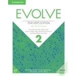 画像: Evolve Level 2 Teacher's Edition with Test Generator
