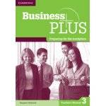 画像: Business PLUS  Level 3 Teacher's Manual