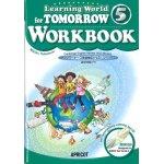 画像: Learning World 5 for Tomorrow CD付 Workbook