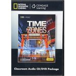 画像: Time Zones 2nd Edition Level Starter Classroom CD and DVD