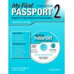 画像: My First Passport 2nd edition 2 Teacher's Book with CD ROM