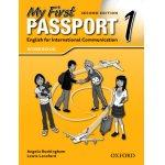 画像: My First Passport 2nd edition 1 Workbook