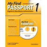 画像: My First Passport 2nd edition 1 Teacher's Book with CD ROM