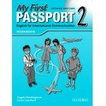画像: My First Passport 2nd edition 2 Workbook