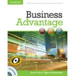画像: Business Advantage Upper-Intermediate Student Book with DVD