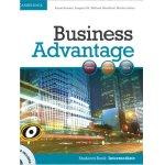 画像: Business Advantage Intermediate Student Book with DVD