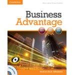 画像: Business Advantage Advanced Student Book with DVD