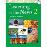 画像: Listening to the News 2 Student Book with Dictation Book Answer Key and MP3 CD