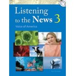 画像: Listening to the News 3 Student Book with Dictation Book Answer Key and MP3 CD
