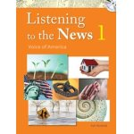 画像: Listening to the News 1 Student Book with Dictation Book Answer Key and MP3 CD