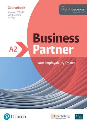 画像1: Business Partner A2  Coursebook with Digital Resources