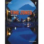 画像: Time Zones 3rd Edition Level 2 Student Book with Online Practice