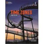 画像: Time Zones 3rd Edition Level 1 Student Book with Online Practice