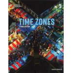 画像: Time Zones 3rd Edition Level 3 Student Book with Online Practice