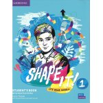 画像: Shape it! 1 Student Book with Practice Extra