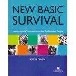 画像: New Basic Survival English Student Book with Self-Study CD