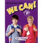 画像: We Can! 5 Student Book with CD