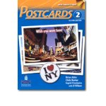 画像: Postcards 2nd edition level 2 Student Book with CD-ROM including MP3 audio