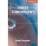 画像: 【Cambridge English Readers】 Level 1 Three Tomorrows