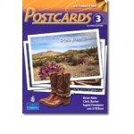 画像: Postcards 2nd edition level 3 Student Book with CD-ROM including MP3 Audio