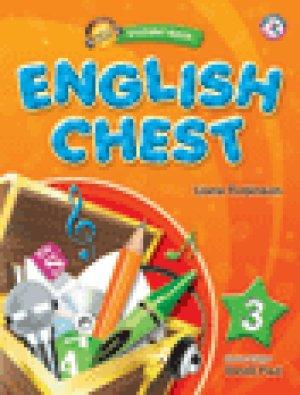 画像1: English Chest 3 Student Book w/Audio CD
