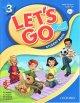 画像: Let's Go 4th Edition level 3 Student Book with CD Pack