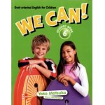 画像: We Can! 6 Student Book with CD