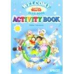画像: Welcome to Learning World BLUE Activity Book