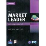 画像: Market Leader Advanced 3rd Edition Course Book w/DVD-ROM