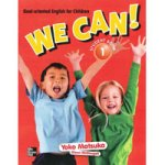 画像: We Can ! 1 Student Book with CD