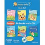 画像: Potato Pals 1 Reader set w/CD