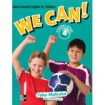 画像: We Can! 4 Student Book with CD
